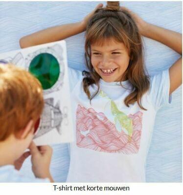 T shirt panel
