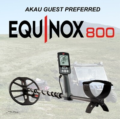 Equinox 800 - AKAU GUEST PREFERRED!