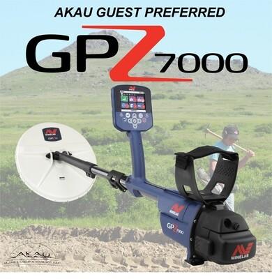 GPZ 7000 - AKAU  GUEST PREFERRED!