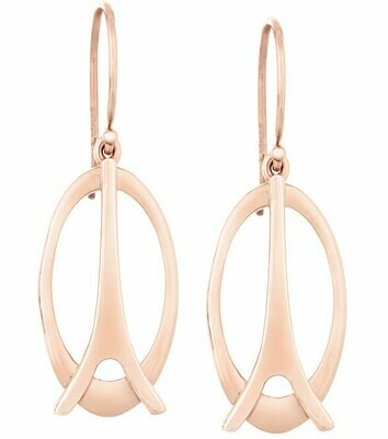 La Tour Eiffel—Rose Gold, Plain