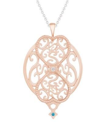 Shepherdstown—Rose Gold/Diamond