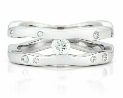 Seine-White Gold/Diamonds