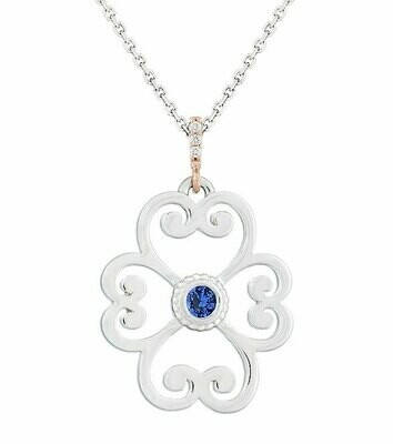 Coeur de Paris—Blue Sapphire