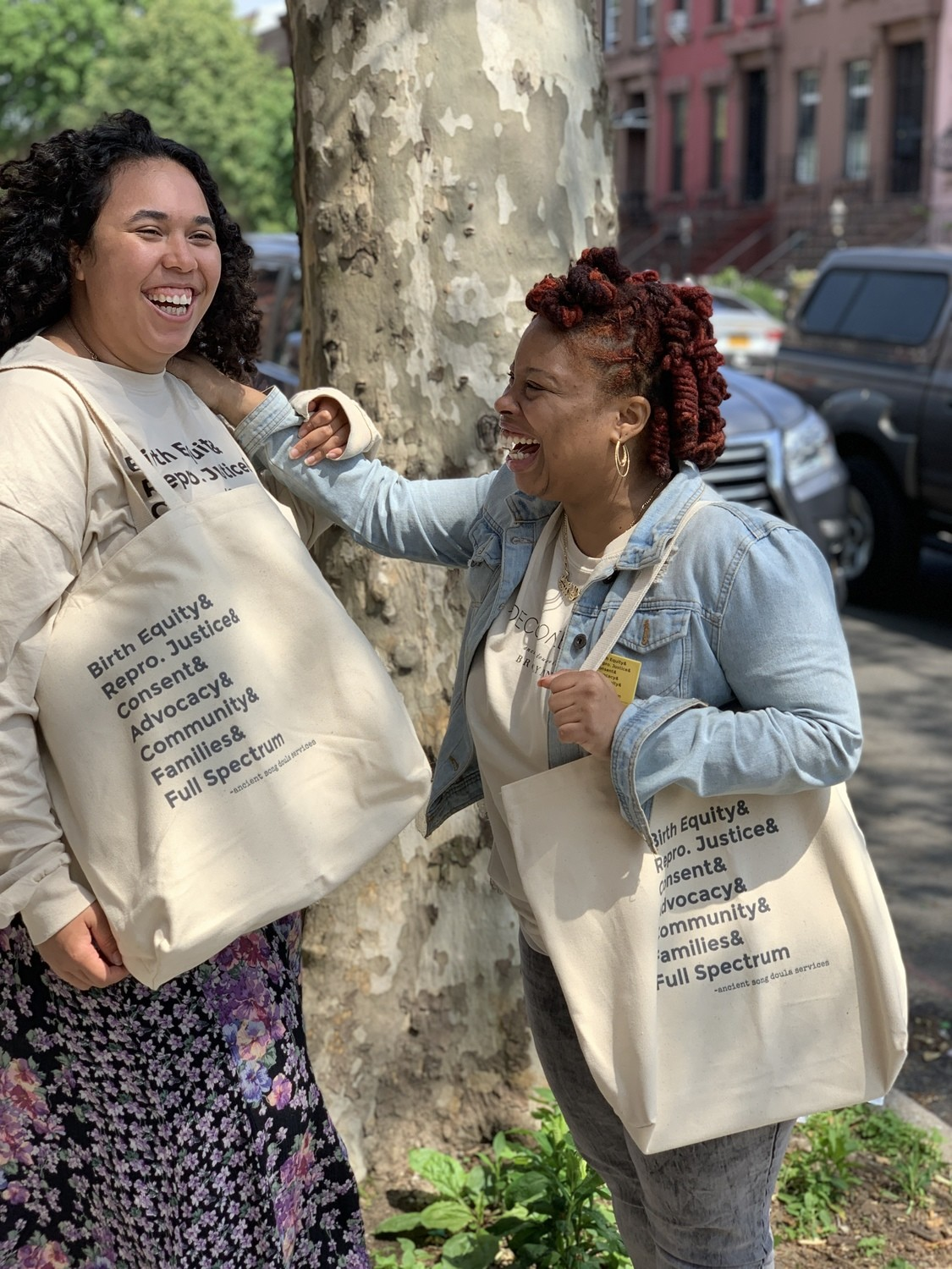 Equity Canvas Tote