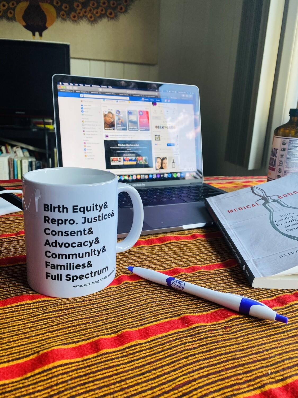 Birth Equity Mug
