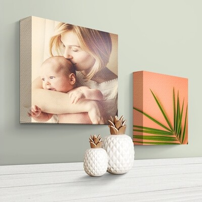 Wall Mounted Canvas Artwork