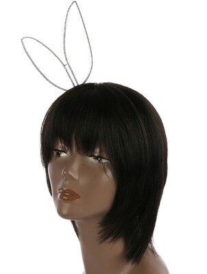 Bunny Ears Metal Headband