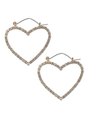 Glam Rhinestone Earrings