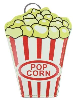 Popcorn Keychain Pouch