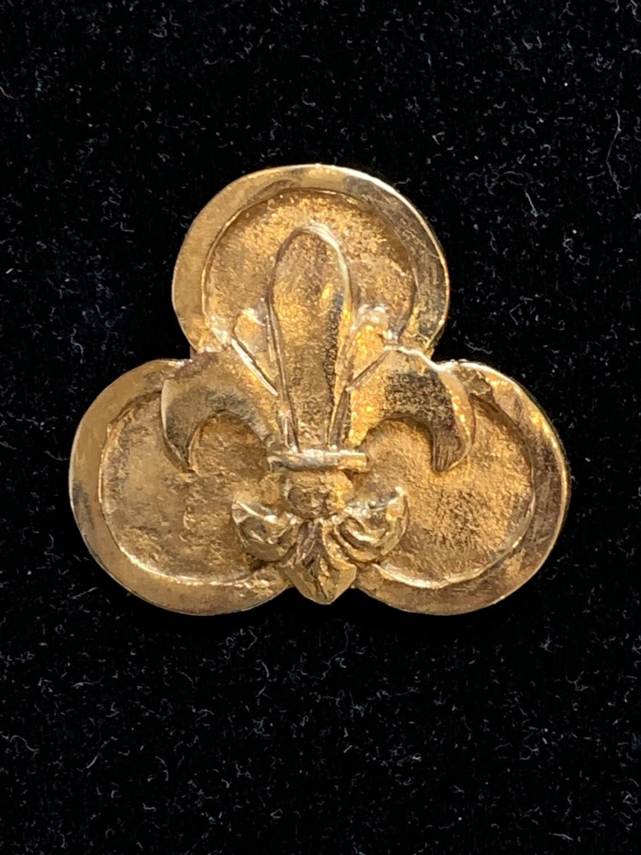 India Stewart Pin Gold