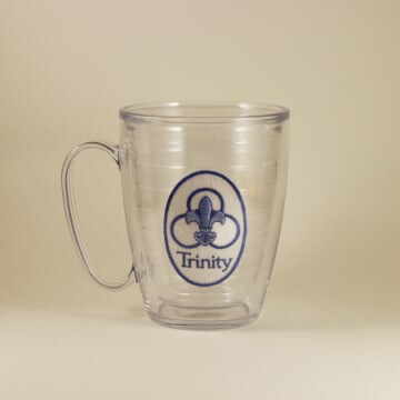 Tervis Tumbler Mug Trinity Logo