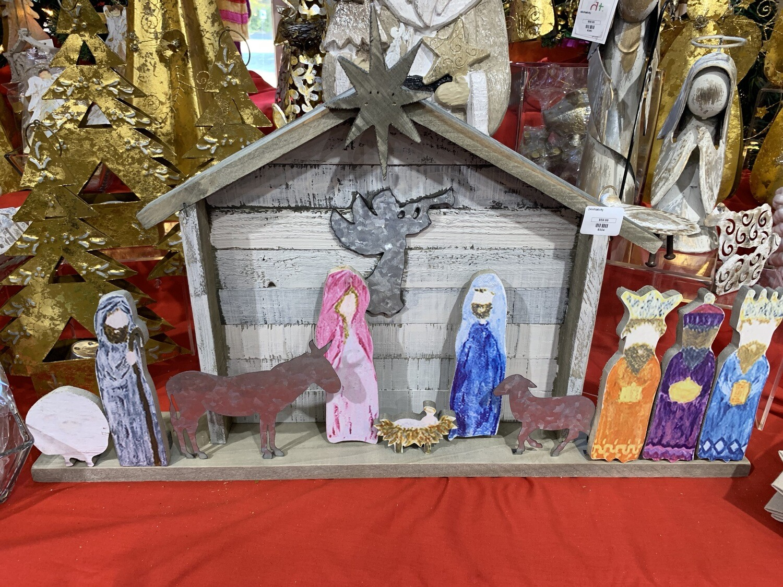 24 Inch Nativity Scene