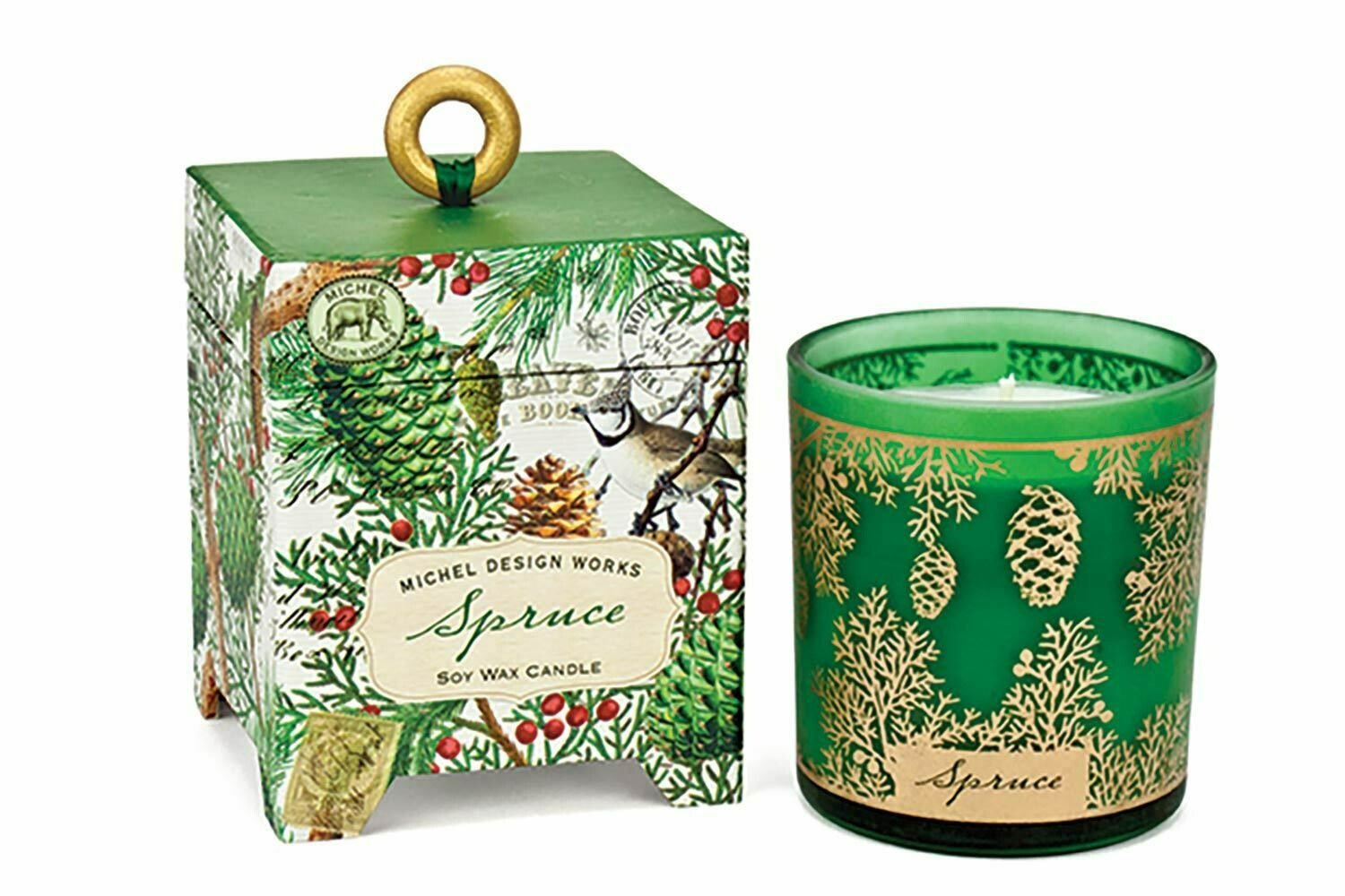 Michel Design Works Spruce Soy Candle 6.5 oz