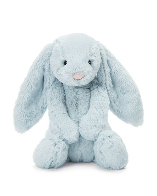 Jellycat Blue Medium Bunny 12 inches tall