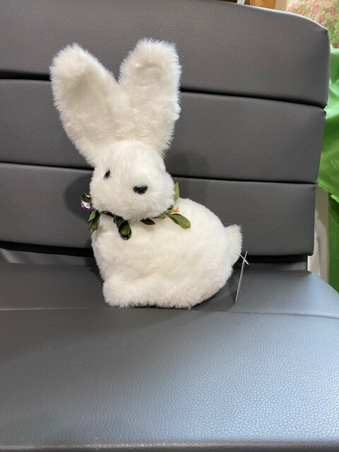"7"" Decorative Bunny"