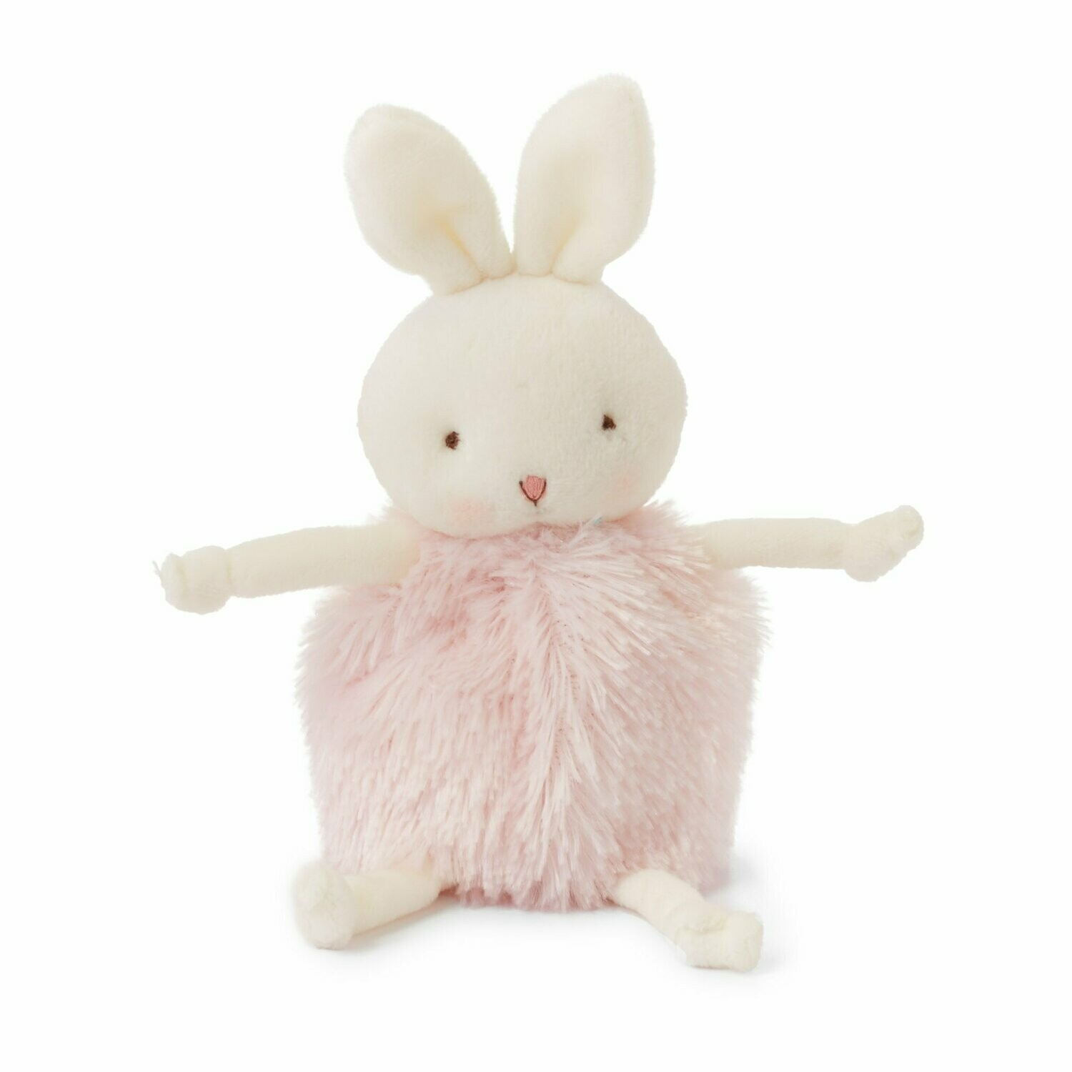Roly Poly Pink Blossom Bunny
