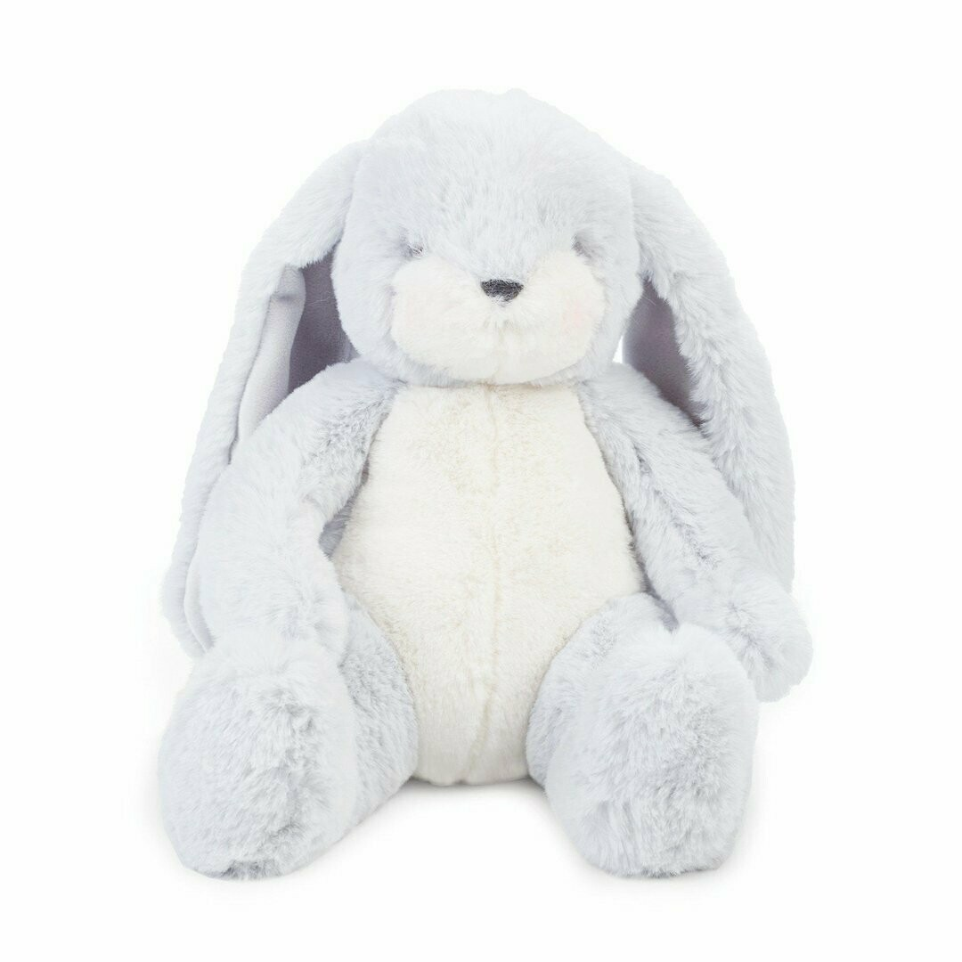 "Little Nibble 12"" Gray Bunny"