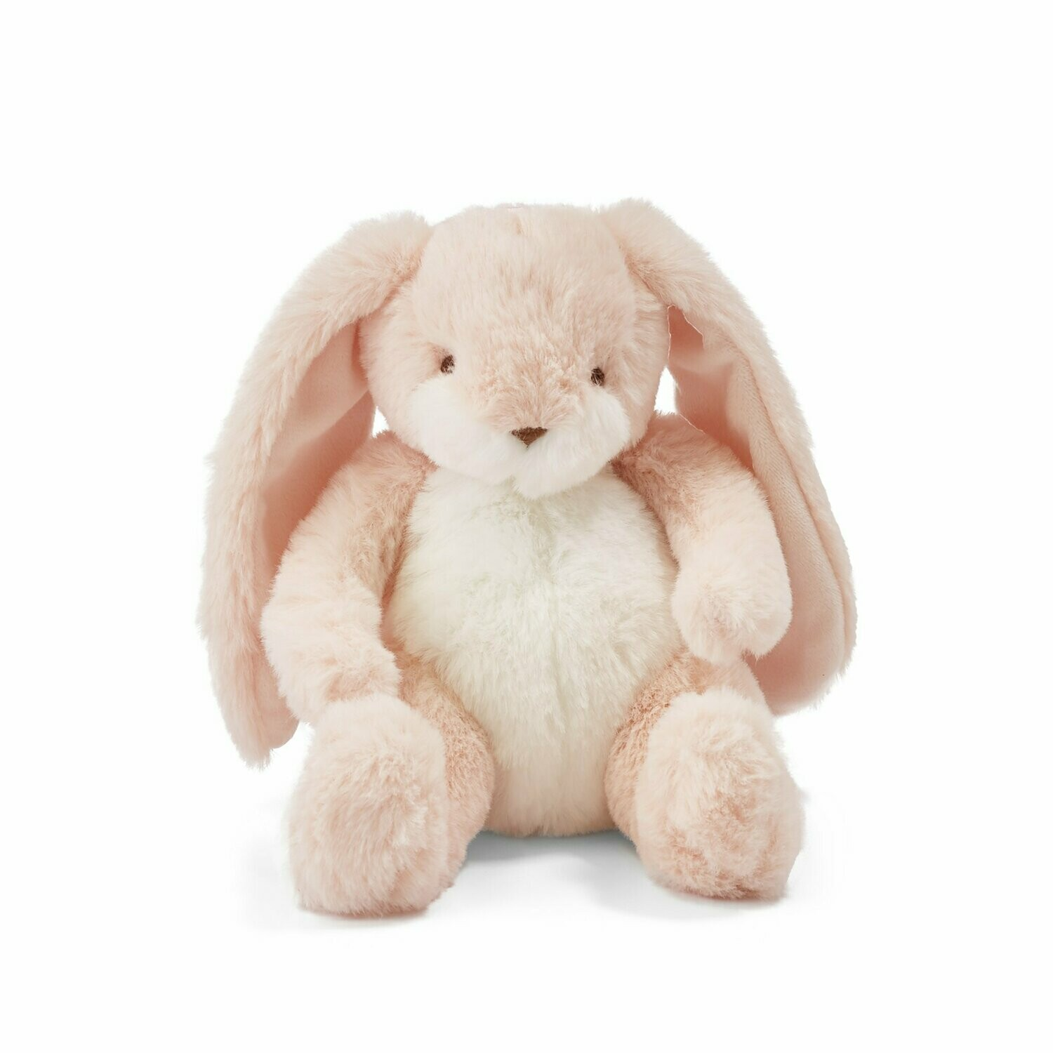 """Wee Nibble Pink 8"""" Bunny"""