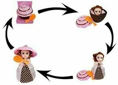 Mini Cupcake Surprise Scented Doll