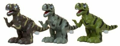 T-Rex Wind up toy