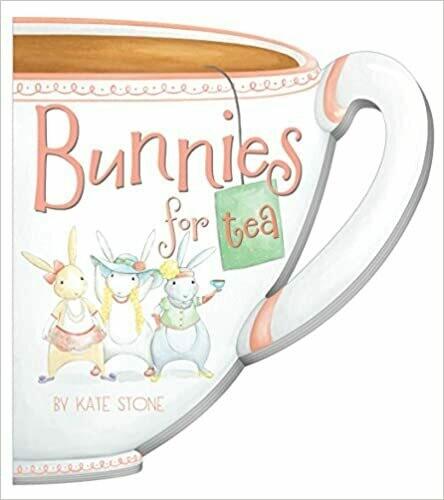 Bunnies for Tea Book