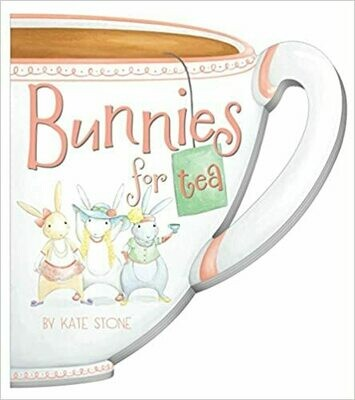 Bunnies for Tea Book