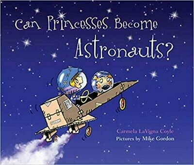 Can Princesses Become Astronauts?
