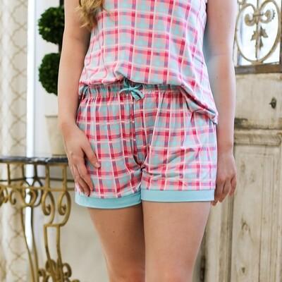 Tropical Punch Sleep Shorts XL