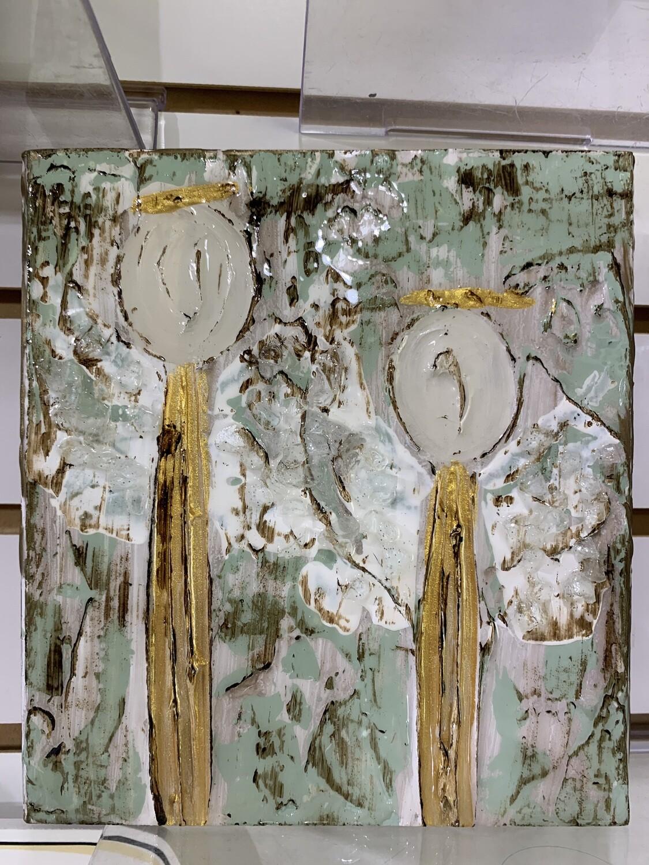 Susan Hood 8x8 Twin Angel