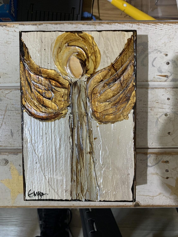 Ginger Lee Pure Angel Art (white)