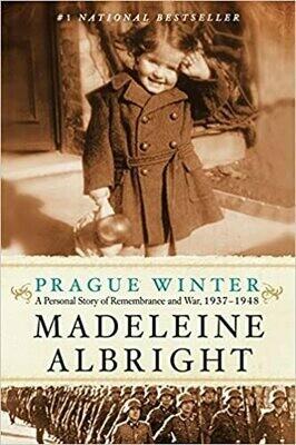 Prague Winter (Hardback) by Madeleine Albright