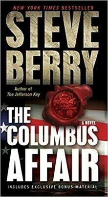 The Columbus Affair by Steve Berry