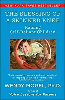 The Blessing Of A Skinned Knee: Raising Self-Reliant Children by Wendy Mogel