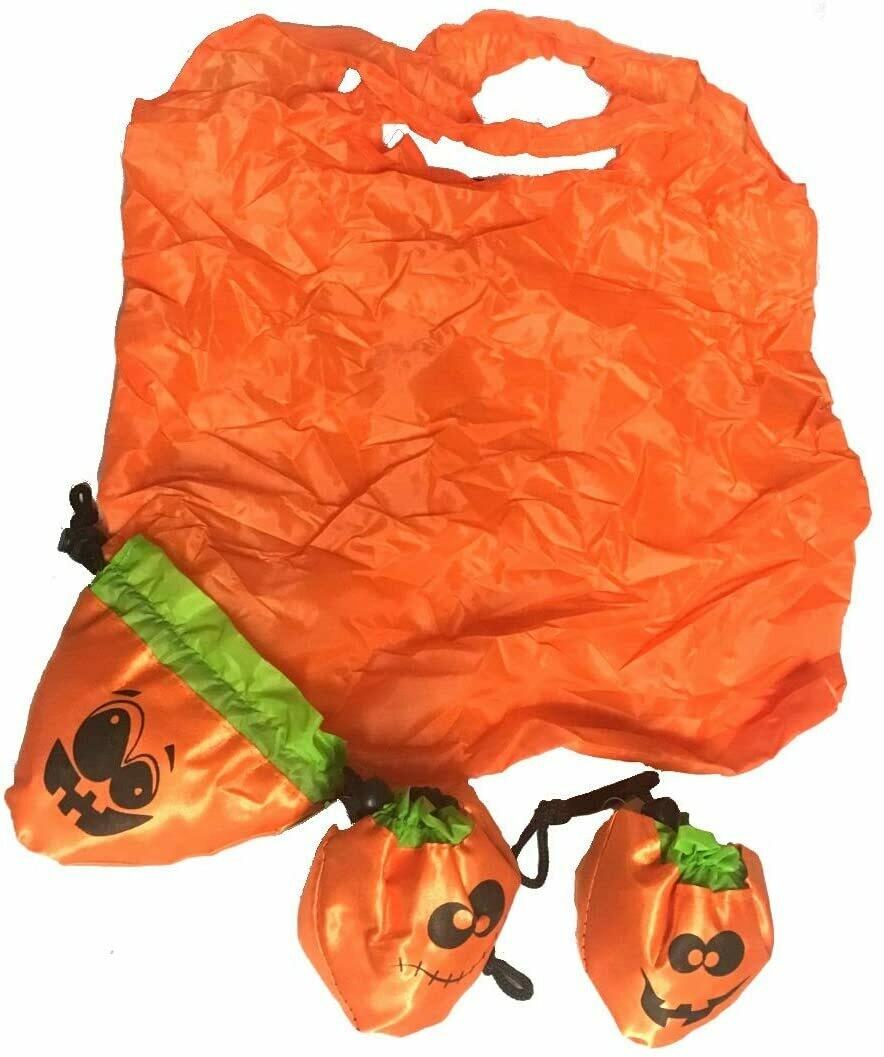 Reusable Pumpkin Patch Bag