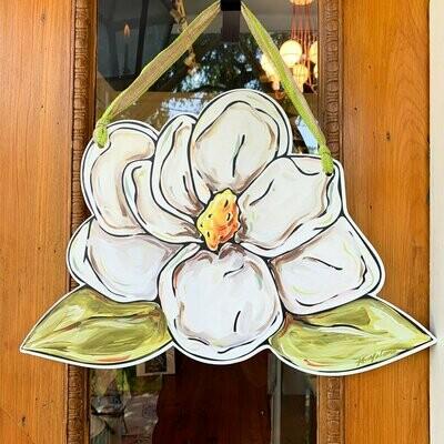 Home Malone Magnolia Door Hanger