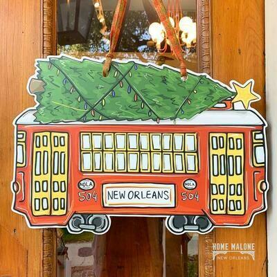 Home Malone RedStreet Car Door Hanger