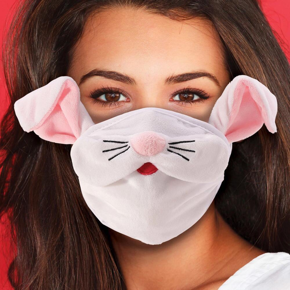 Bunny Face Mask