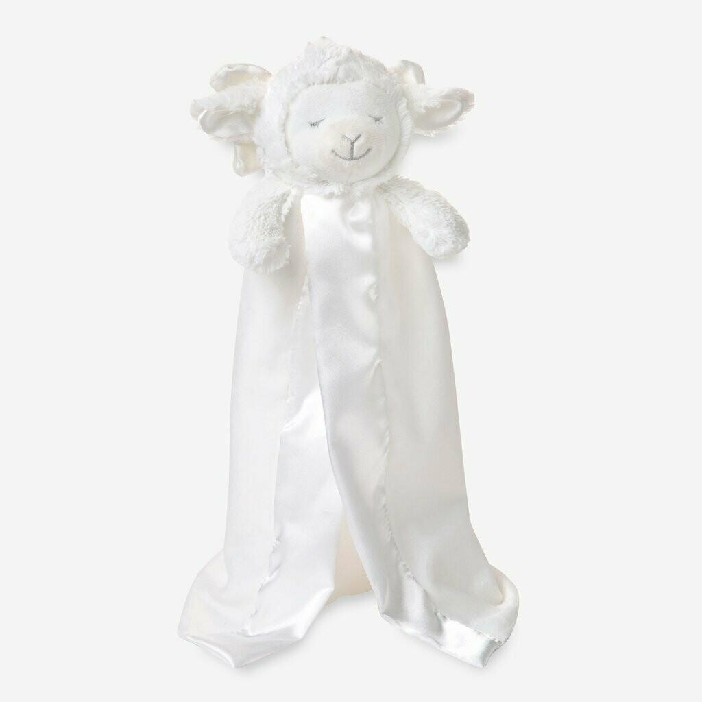 Prayer Lamb Security Blanket