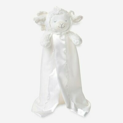 Prayer Lamb Security Blanket