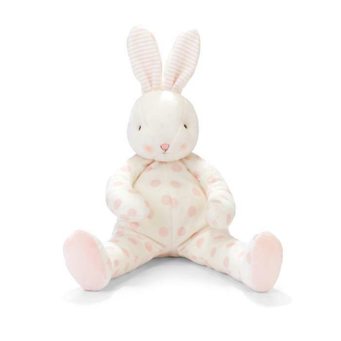 Big Blossom Buddy Bunny (Pink)