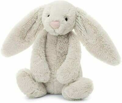 Jellycat Small Oatmeal Bunny 8 inches tall