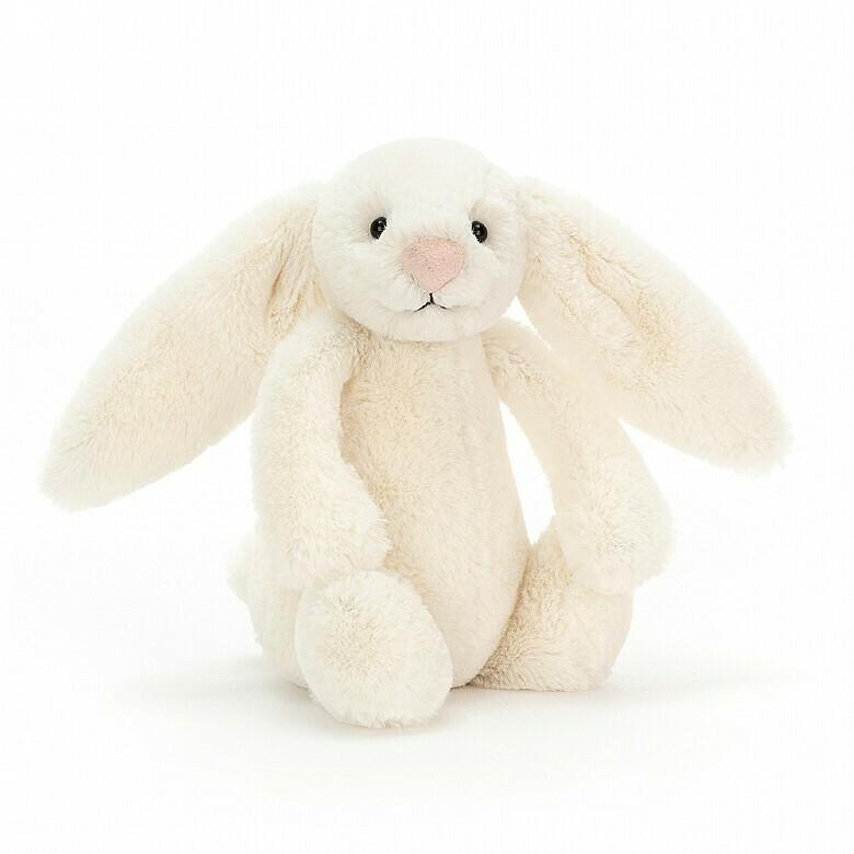 Jellycat Small Cream Bunny 8 inches tall