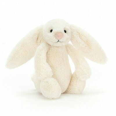 Jellycat Small Cream Bunny 8 inches tall
