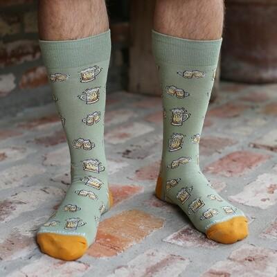 Men's Beer Socks