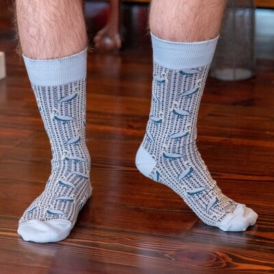 Men's Pelican Socks