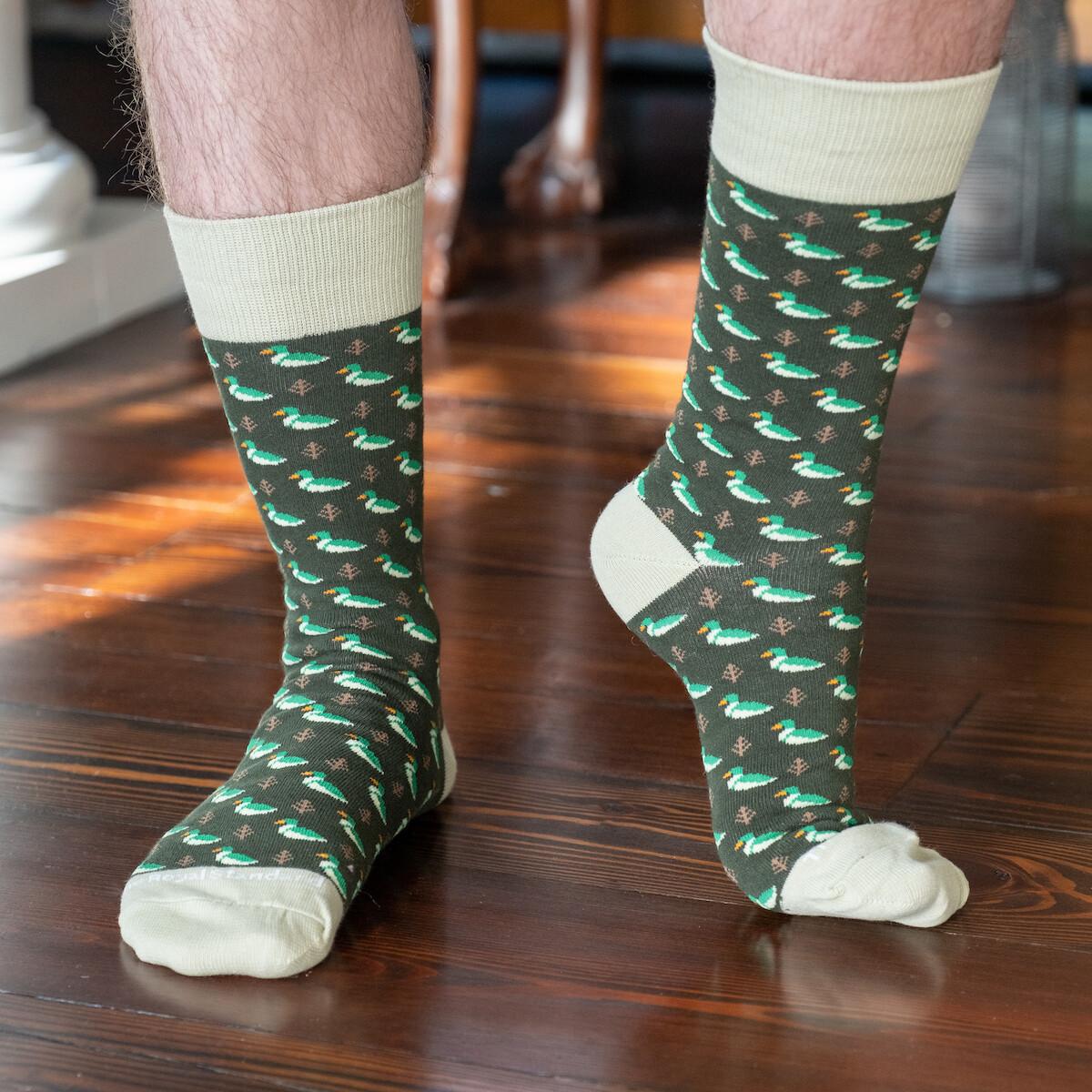 Men's Duck Socks