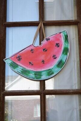 Watermelon Door Hanger