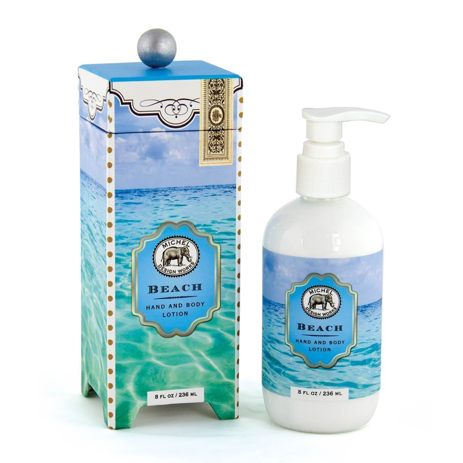 Michel Design Works Hand and Body Lotion Beach