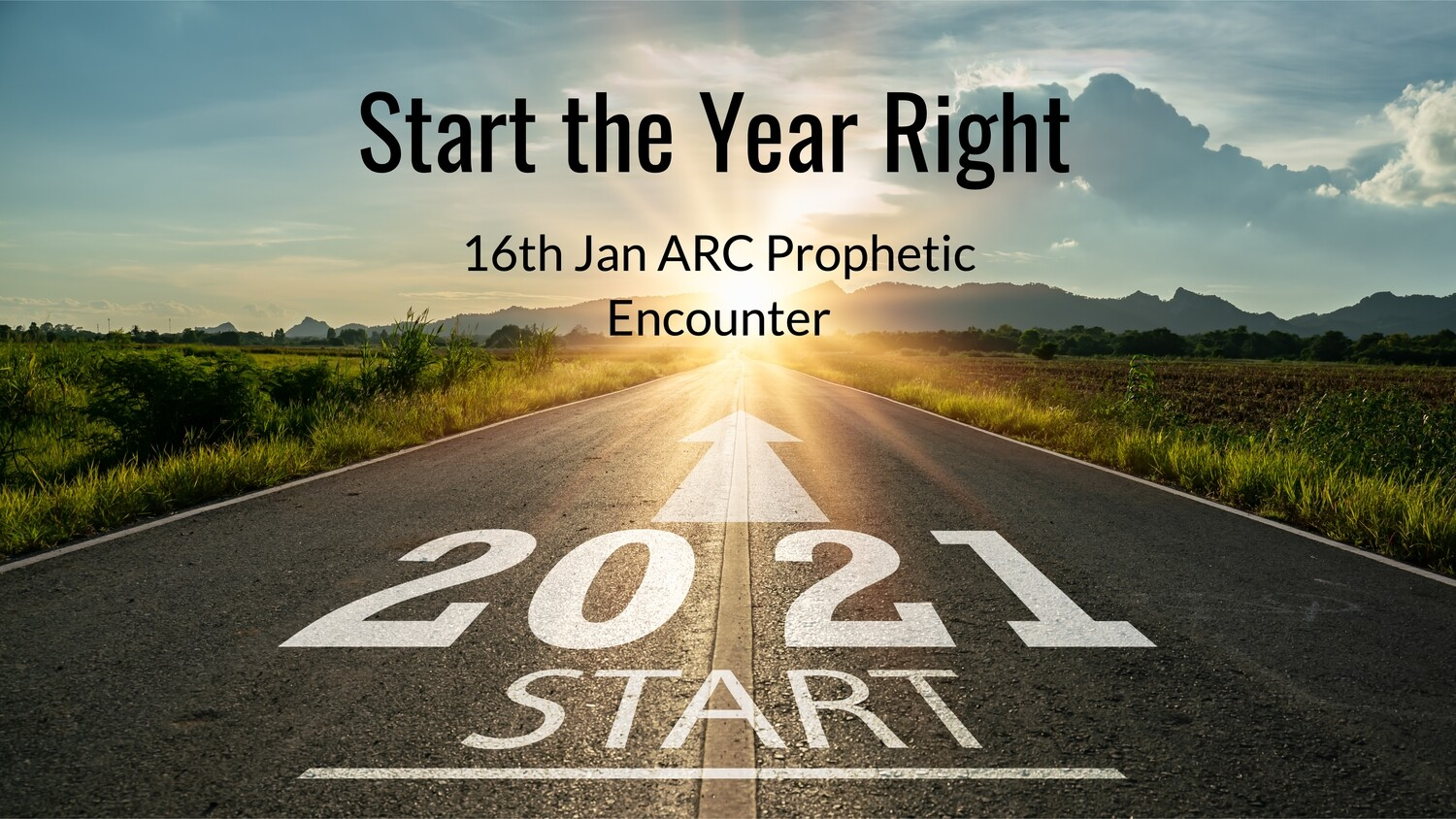 """STARTING the YEAR OFF RIGHT 2021""  16th Jan 2021"