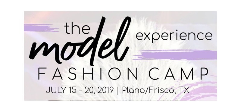Model Experience Fashion Camp 2019